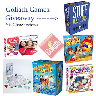 Goliath Games: Giveaway