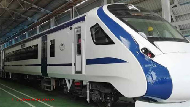 What are the features of T18 Train of India