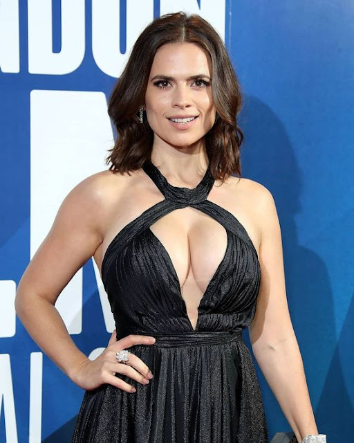 Hayley Atwell Cleavages