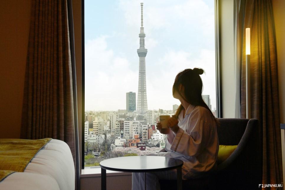 Japankuru Accommodation Enjoy The View Of Tokyo Skytree