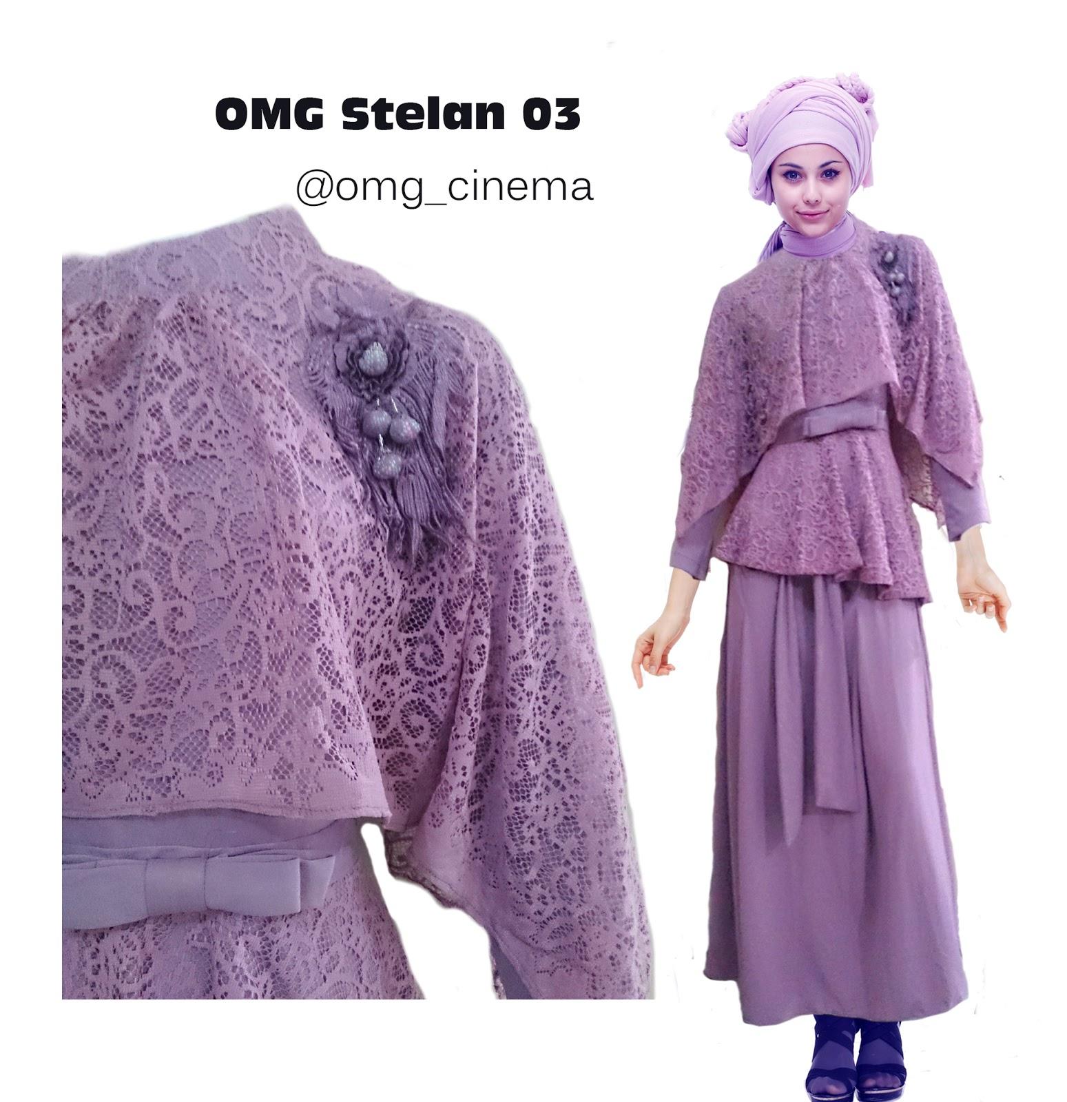OMG Baju Muslim Februari 2016