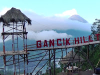 Pendakian Gunung Merbabu via Gancik