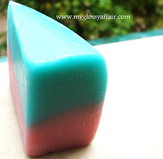 Sand For Soapaholics- Pebbles & Bam-Bam Soap Review