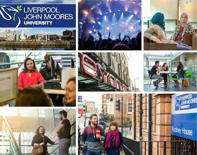 Liverpool John Moore University, UK - Make your study experience count... Make it a date in Abuja as applications are ongoing!!!