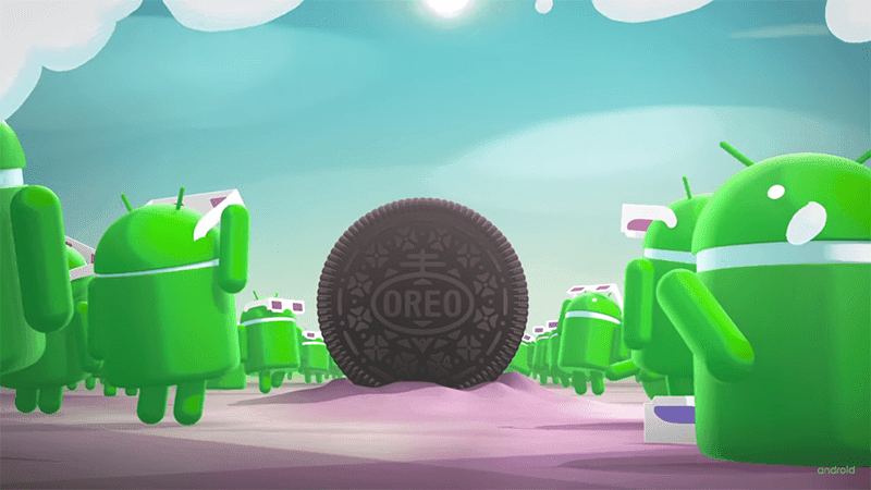 Google only unveiled the latest flavour of Android inwards a simulcast number of NASA Google Unveils Android 8.0 Oreo!