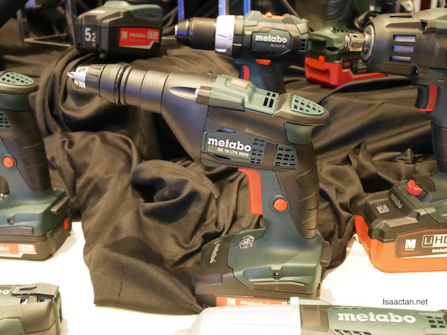 One of the drilling products from Metabo