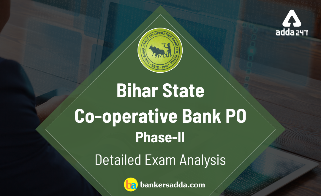 bihar-state-co-operative-bank-po-mains-exam-analysis-review