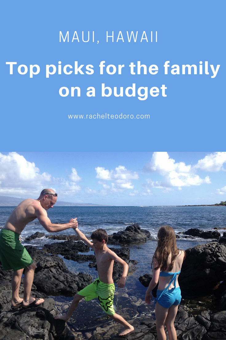 family travel budget vacation
