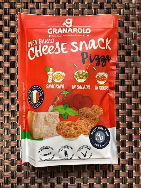 Italian cheese snacks