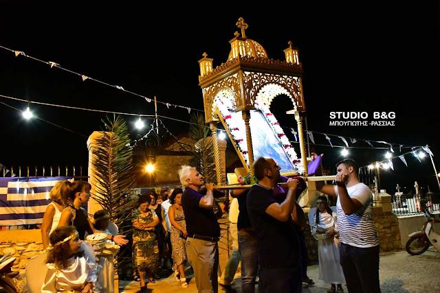 Στην Ήρα Αργολίδας γιόρτασαν τον Άγιο Ιωάννη τον Πρόδρομο (βίντεο)