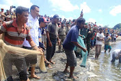 """Liputan Humas Pemkab Kep.Selayar Dalam Pesta Rakyat JalaOmbong""""  2016 Di Muara Sangkulu-Kulu"""