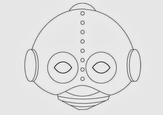 Confira mais de 100 moldes e modelos de Máscaras para o Carnaval