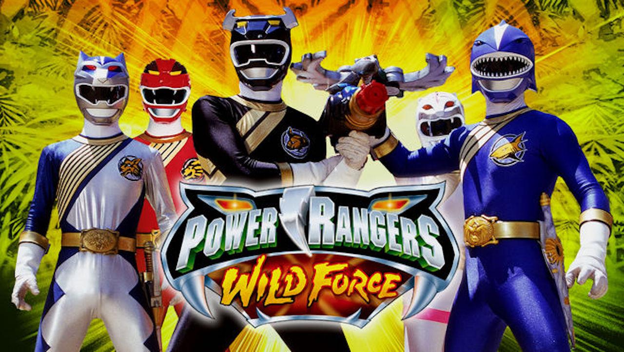 Power Rangers Wild Force berlangsung di sebuah kota yang dikenal sebagai Turtle Lake, di mana makhluk jahat dari masa lalu yang disebut The Orgs telah kembali dari tidur panjang mereka untuk menyebabkan kerusakan di bumi! Ketika The Orgs kembali, Princess Shayla dari pulau langit mengambang, Animarium, memanggil sekelompok orang dewasa muda untuk memanggil kekuatan - Kekuatan Kekuatan Rangers Power Rangers! Bersama-sama, Rangers dan Zords mereka harus menyelamatkan planet ini dari Master Org dan antek-anteknya.
