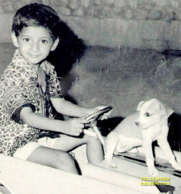 Mahesh Babu Child HD Pics