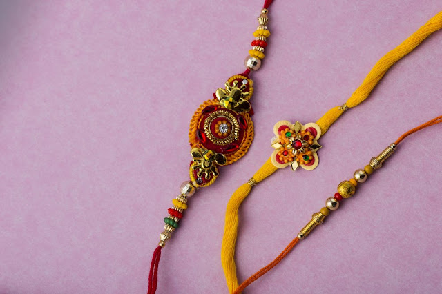 Different Rakhi Images