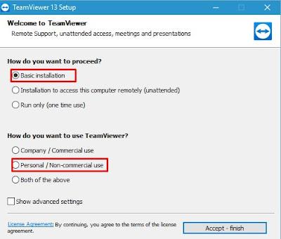Cara Meremote Komputer Jarak Jauh Menggunakan TeamVeawer Terbaru
