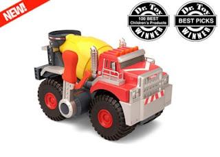 Tonka Strong Arm Cement Mixer