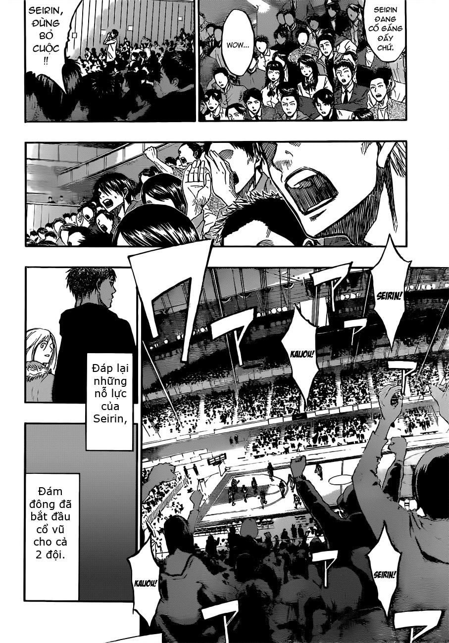 Kuroko No Basket chap 199 trang 16