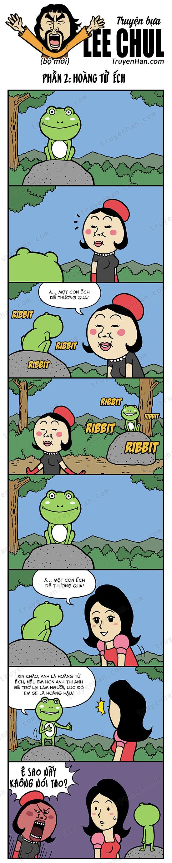 Lee Chul (bộ mới) phần 2: Hoàng tử ếch