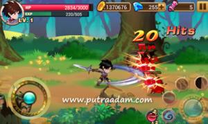 download naruto mobile fighter mod apk terbaru