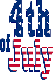 July 4th ClipArt Images 2017