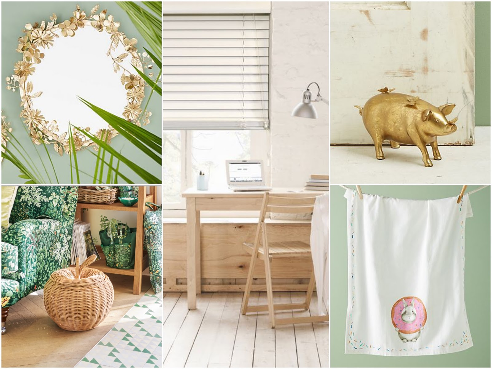 Spring Homeware Wish List