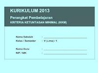 KKM Kelas 2 dan 5 SD/MI Kurikulum 2013