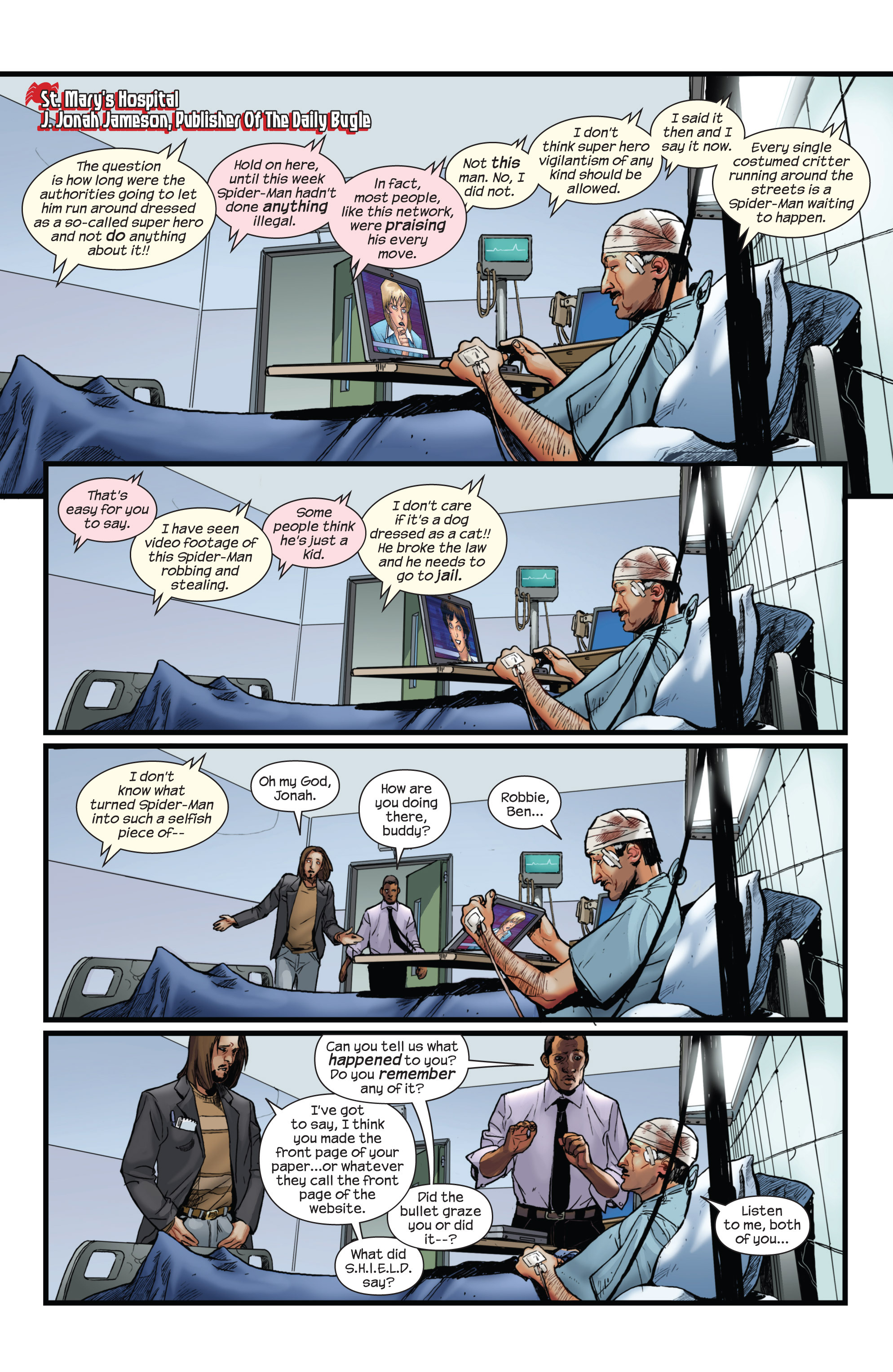 Read online Ultimate Spider-Man (2009) comic -  Issue #15 - 11