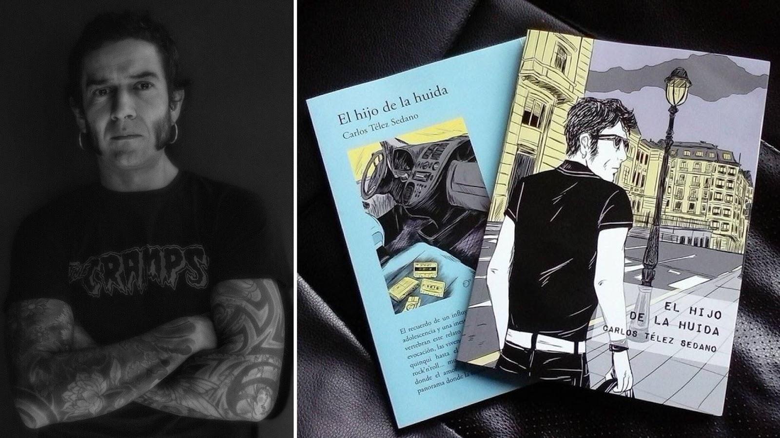 Barakaldo Digital: Carlos Télez Sedano debuta en la literatura con ...