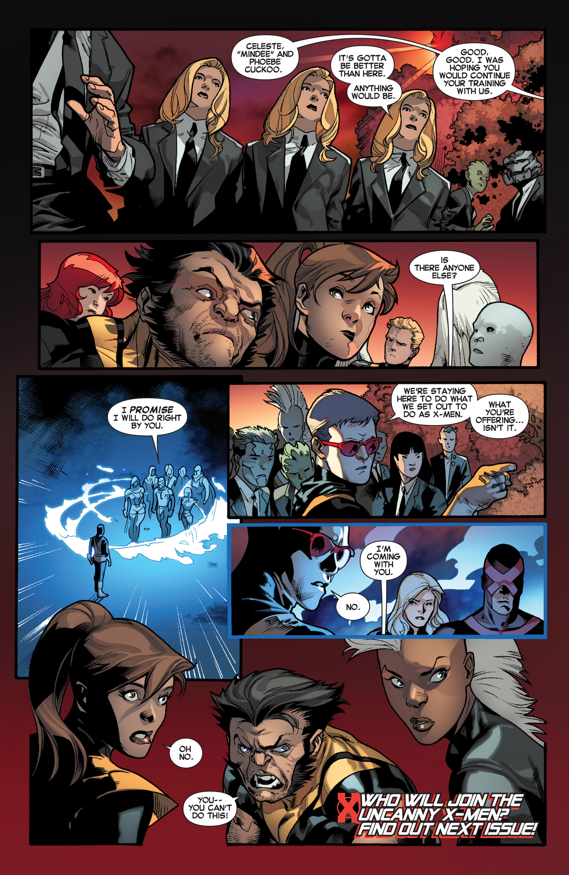 Read online All-New X-Men (2013) comic -  Issue # _Special - Here To Stay - 107