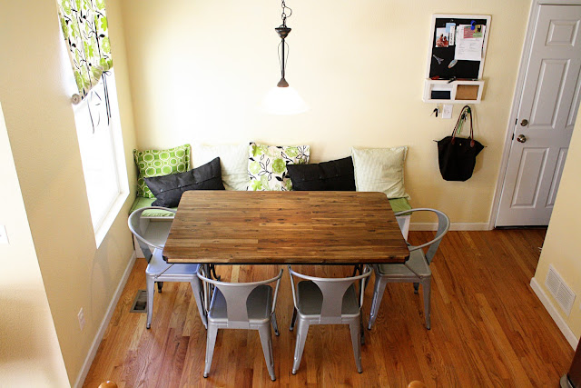 Kitchen Chair Makeover Overstock Tabouret Chairs Painted