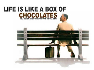 LIFE IS LIKE A BIG BOX OF CHOCOLATES, life is a box of chocolates you never know what your gonna get, forrest gump quote ,forrest gump full movie, forrest gump funny quotes, tom hanks, the life is like a chocolates box
