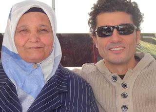 وفاة والدة الفنان المصري خالد النبوي اليوم 14-9-2018