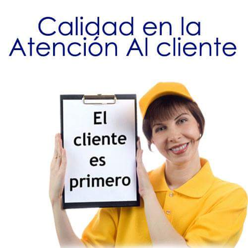 La Cliente son mas Inmportante