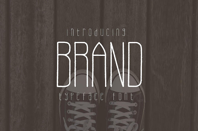 Brand Typeface Download Font Free