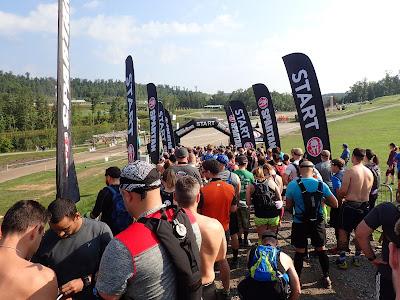 Spartan Race Start Line