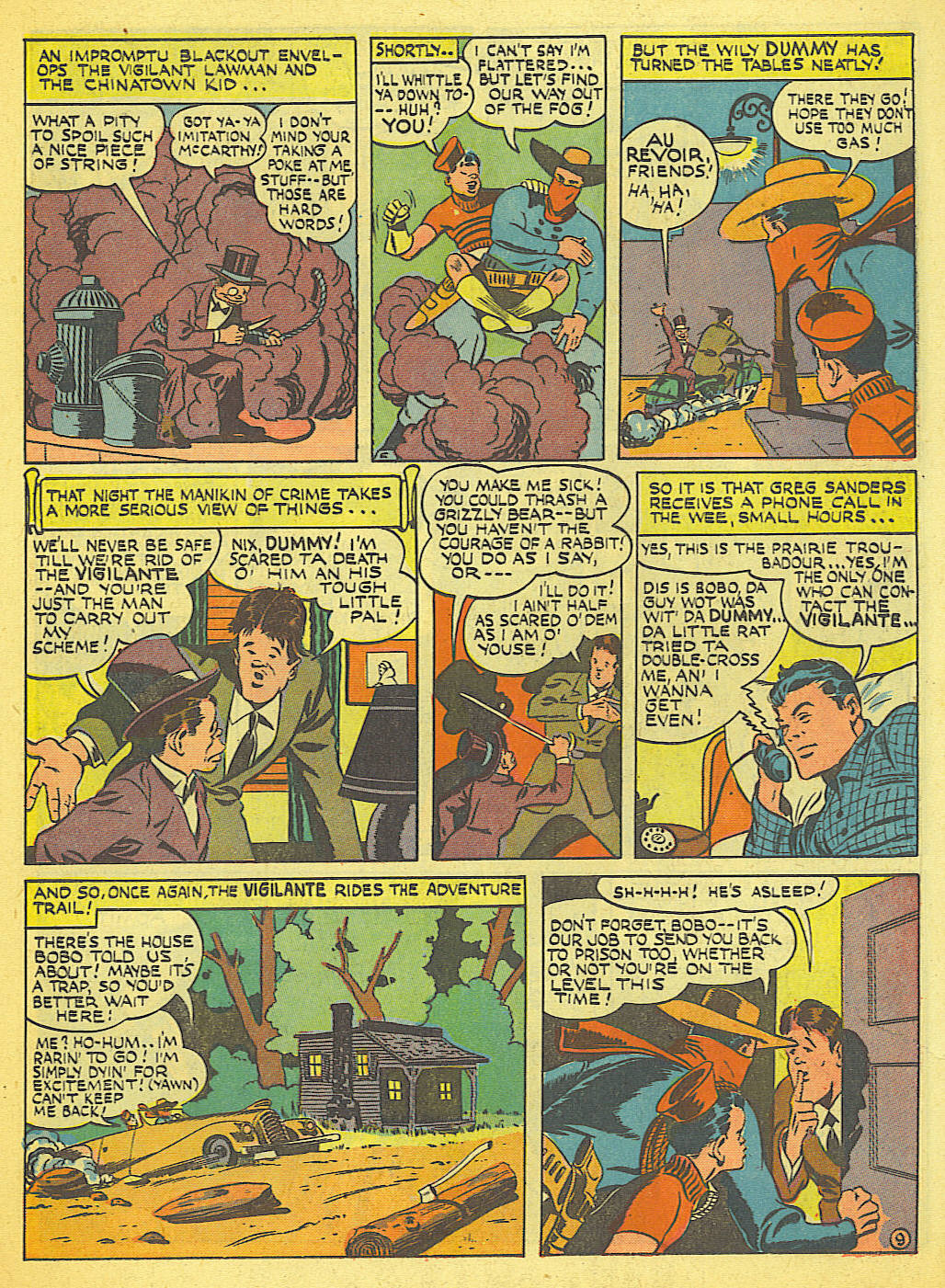 Read online Action Comics (1938) comic -  Issue #58 - 23