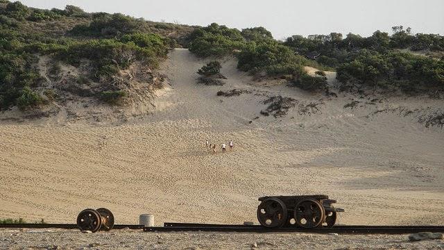 dune Piscinas Sardegna