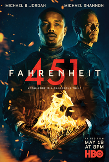 Fahrenheit 451 2018 Full Hollywood English Movie Download Webhd