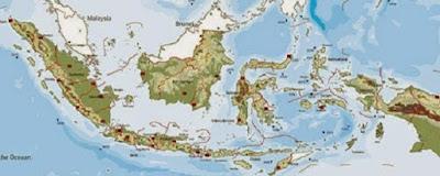 Wilayah daratan teritorial kedaulatan Indonesia - berbagaireviews.com