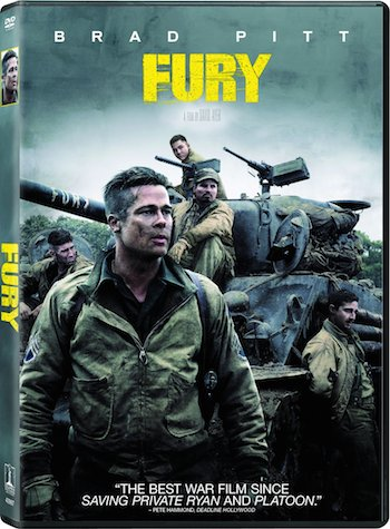 Fury 2014 Hindi BluRay Download