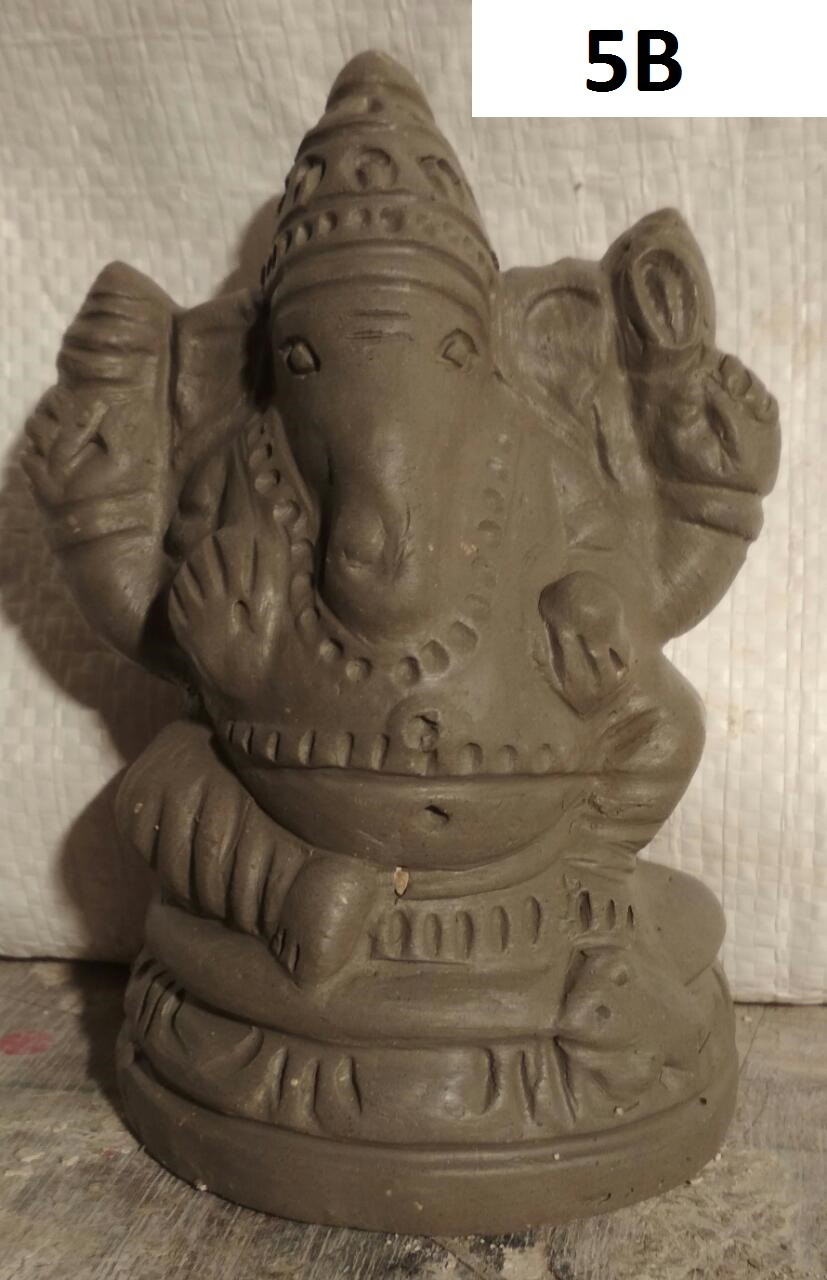 eco friendly clay ganesh idols & moulds in hyderabad | changing