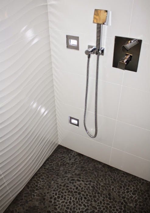 Stone Shower Flooring Toronto