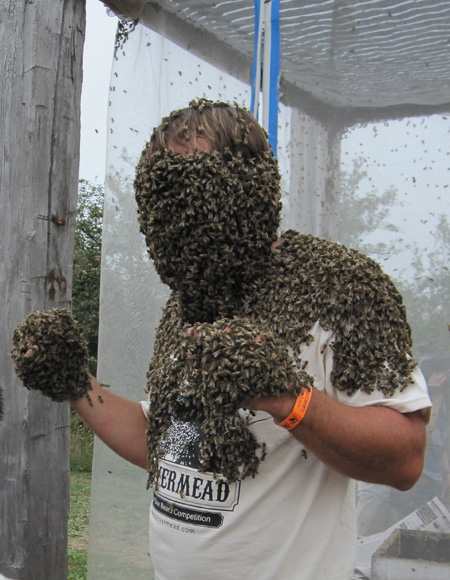 Strathcona Beekeepers: August 2011
