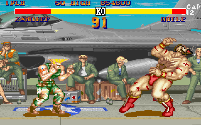 Street Fighter 2 Full Version