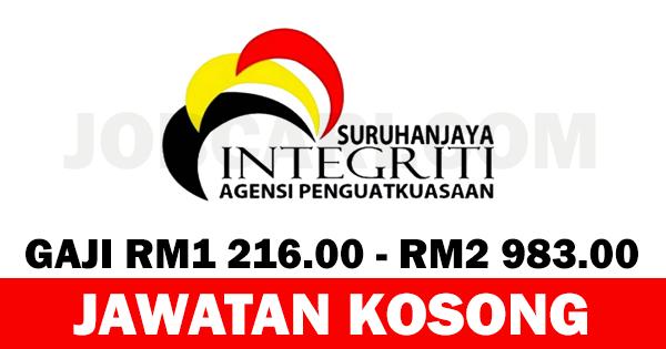 SURUHANJAYA INTEGRITI AGENSI PENGUATKUASAAN MALAYSIA