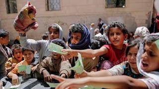 Pemberontakan Syiah Houthi di Yaman Akibatkan Krisis Kemanusiaan Terburuk di Dunia