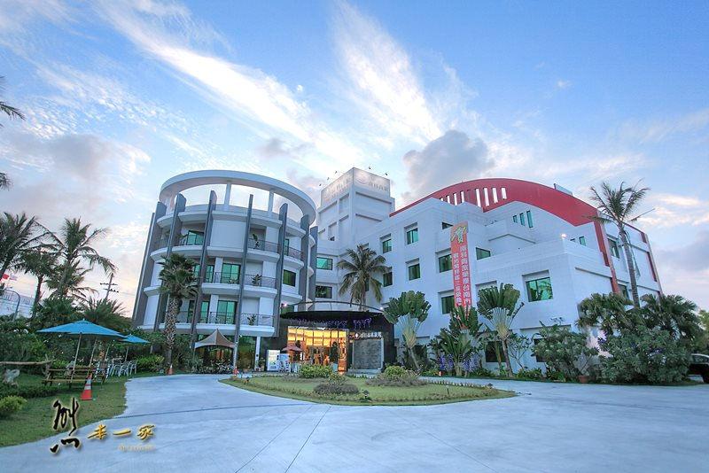 [台南私房景點住宿推薦] 南科商務旅館|環境~高CP三星級旅館