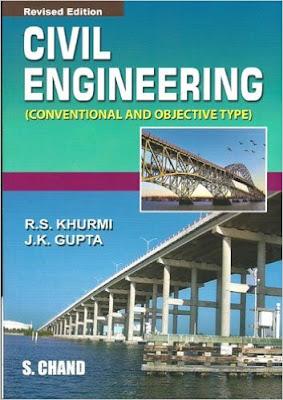 Download Free Civil Engineering by R. S. Khurmi Book PDF