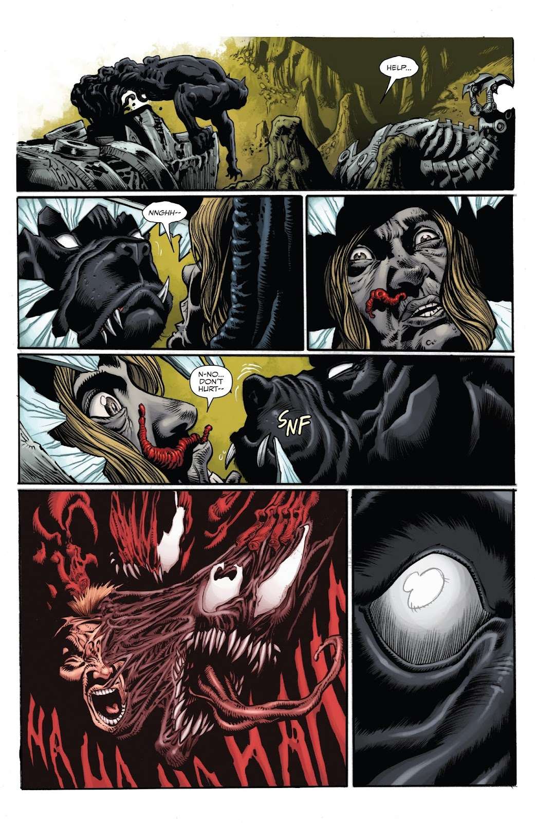 Read online Web of Venom: Unleashed comic -  Issue # Full - 18